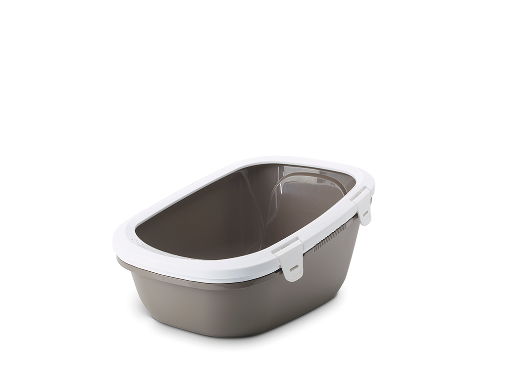 Simba Sift Litter Tray With Sieve Pet Products Savic All Pet Products Cats Cat Hygiene Toilet Homes Litter Trays Accessories Litter Trays