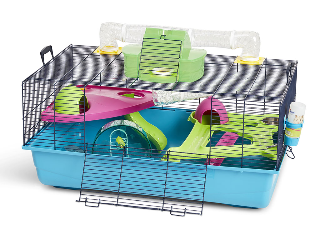 Hamster Heaven Metro Extra Large Hamster Cage Pet Products Savic All Pet Products Small Animals Hamster Housing Small Animal Cages Hamster Cages