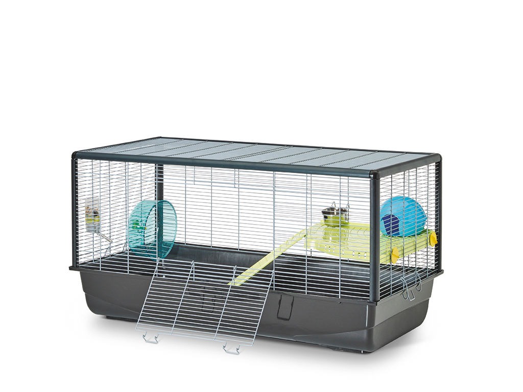 Hamster Plaza Knock Down Extra Large Hamster Cage Pet Products Savic All Pet Products Small Animals Hamster Rat Housing Small Animal Cages Hamster Cages Knock Down Cages Rat Cages